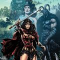 wonder woman rebirth #1 - comic characters evolve