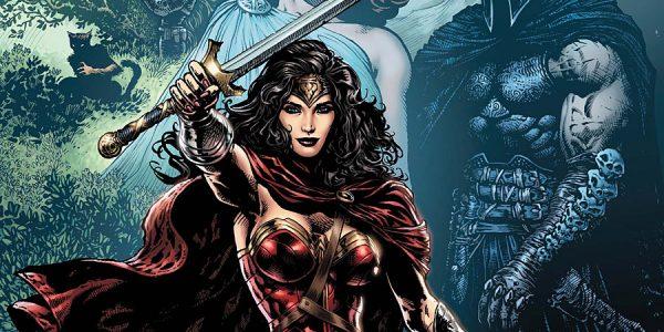 wonder woman rebirth #1 - comic characters evolve