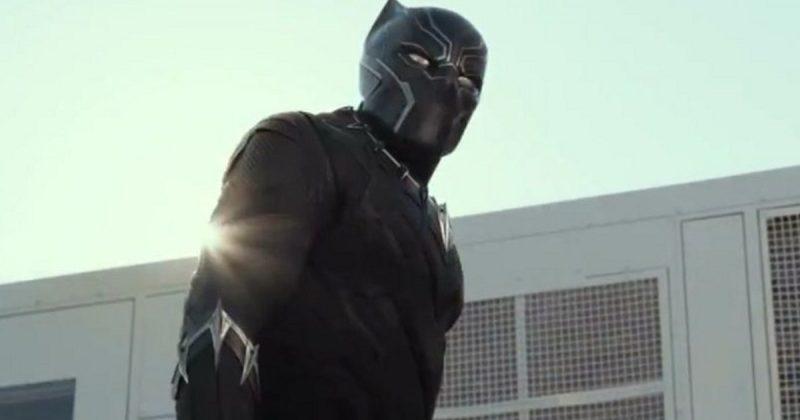Black Panther movie - Civil War