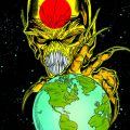 The dominators DC Comics DC Entertainment Art by Bart Sears