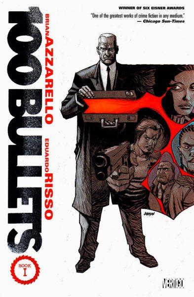 100 bullets - vertigo comics