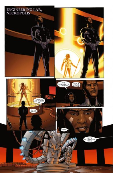 black panther #8 - i2