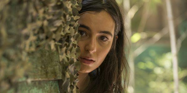 Alanna Masterson as Tara Chambler- The Walking Dead _ Season 7, Episode 6 - Photo Credit: Gene Page/AMC