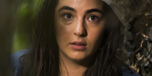 Alanna Masterson as Tara Chambler - The Walking Dead _ Season 7, Episode 6 - Photo Credit: Gene Page/AMC