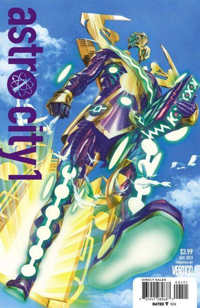 astro city #1 - Vertigo Comics