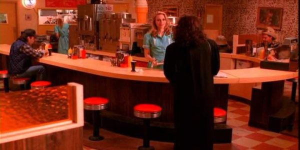 diner from Twin Peaks