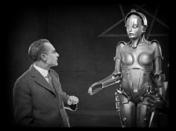 Fritz Lang METROPOLIS movie image