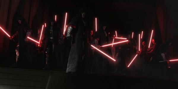 Star Wars Sith Warrior