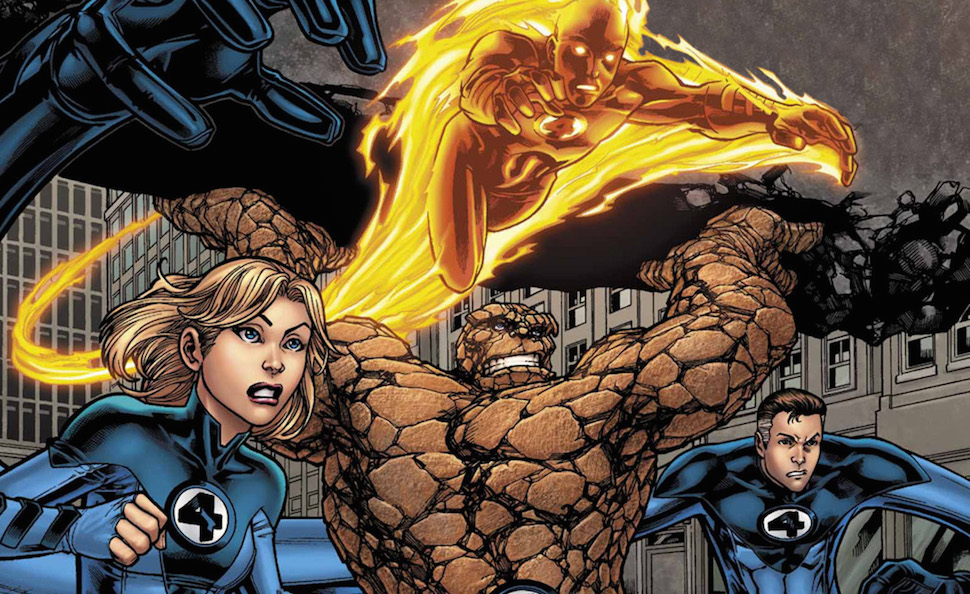 Image result for fantastic four comics