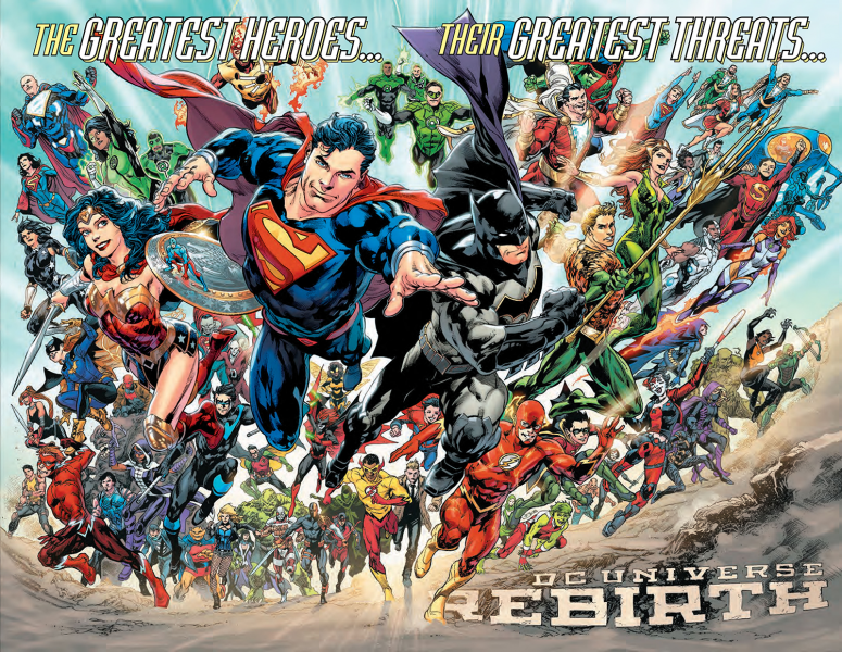 Kat's Pick Best Event DC Rebirth