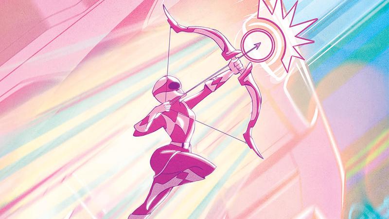 Kat's Pick Best Mini-Series Power Rangers Pink