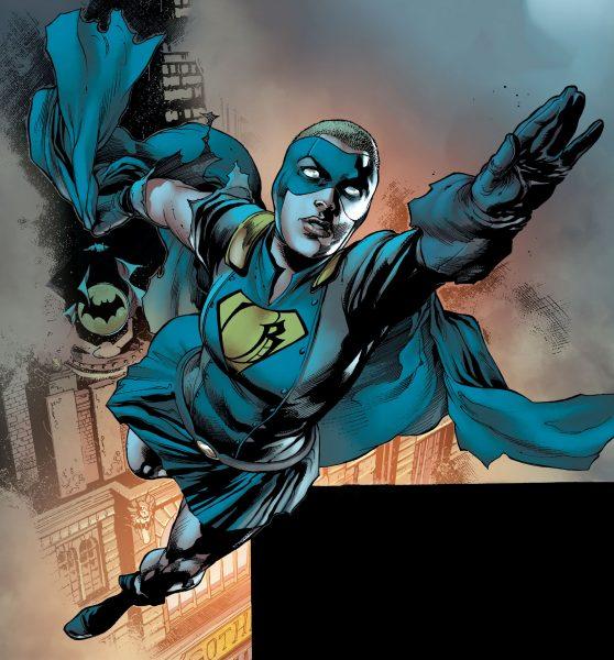 Kat's Pick Best New Character Gotham Girl