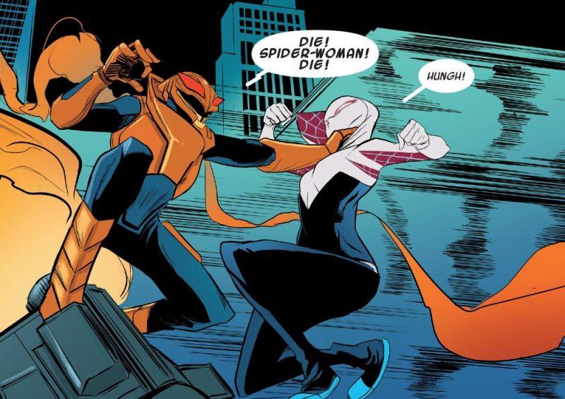 Kat's Pick Best Series Spider-Gwen