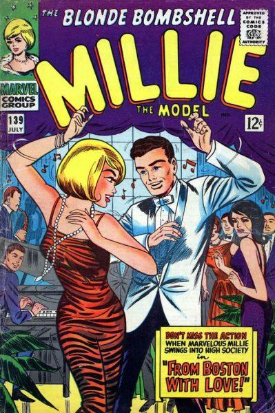 Millie the Model #139