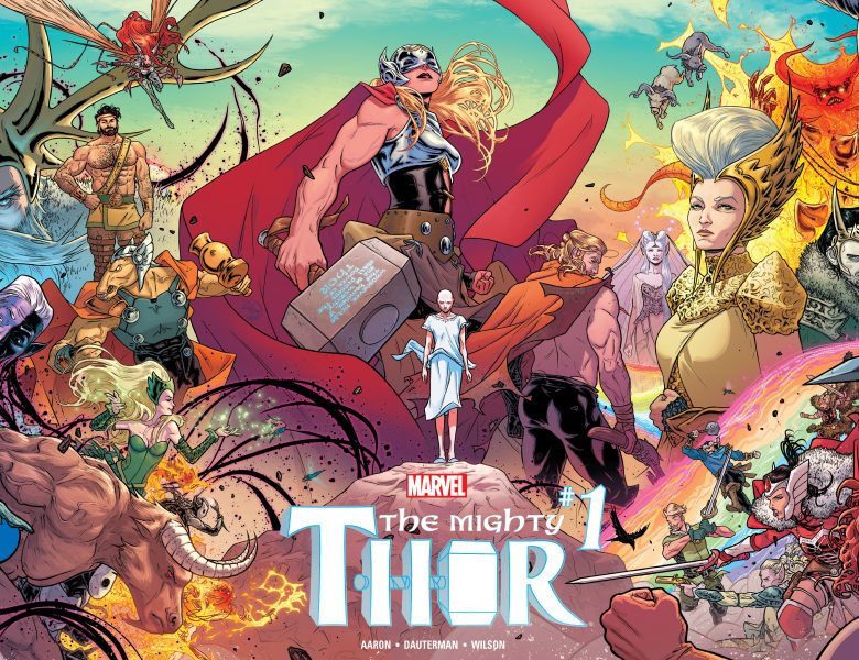 Nicole's Pick Best Series The Mighty Thor