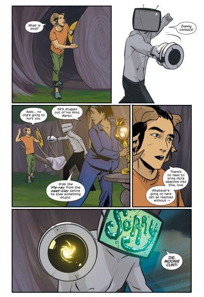 Saga #41 - i2