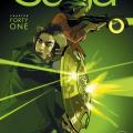Saga 41 cover