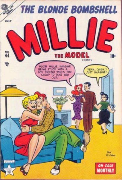 millie the model #44