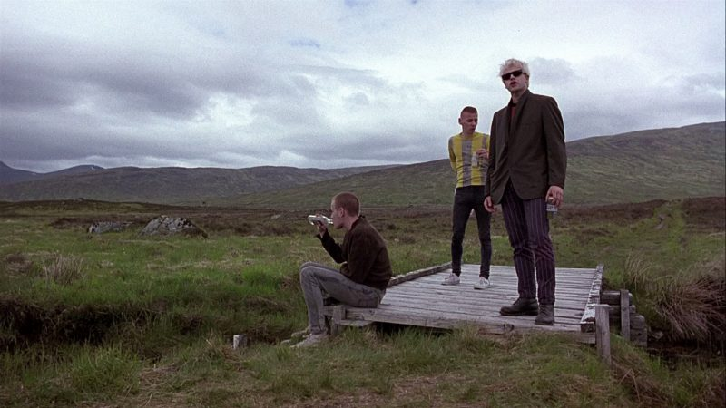 trainspotting - its shite being scottish