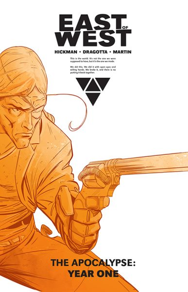 East of West - 10 Image Comics Should Be TV shows