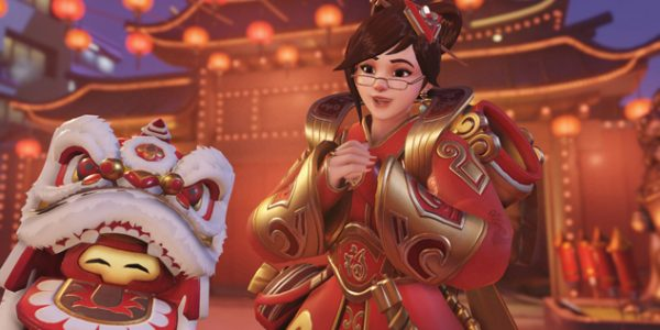 Overwatch Lunar New Year Header