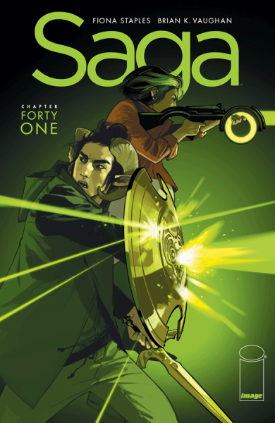Saga - 10 Image Comics Should Be TV shows