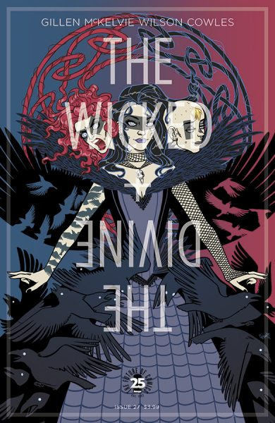 Wicked + Divine 27 Image variant