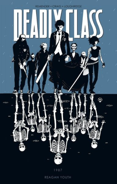 deadly class - 10 Image Comics Should Be TV shows