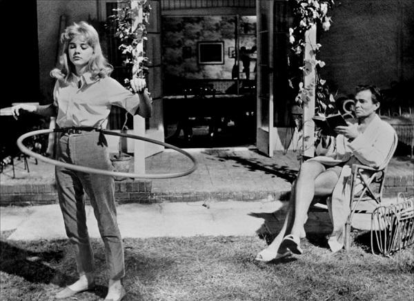 lolita 1962 - humbert and lolita