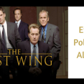 image made in canva, west wing image via nbc