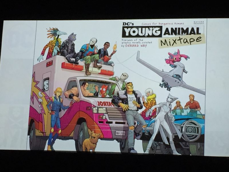 Young Animal Mixtape