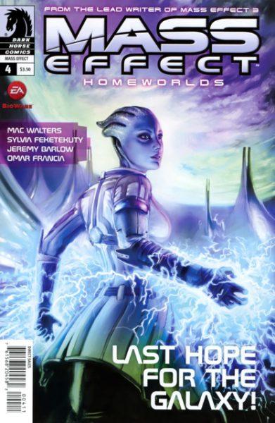 Mass Effect Homeworlds