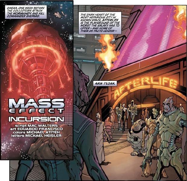 Mass Effect Incursion