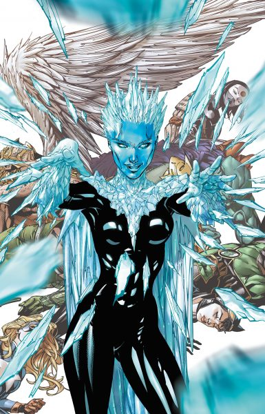 Killer Frost - Top 10 Female Super Villains