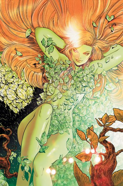 Poison Ivy - Top 10 Female Super Villains