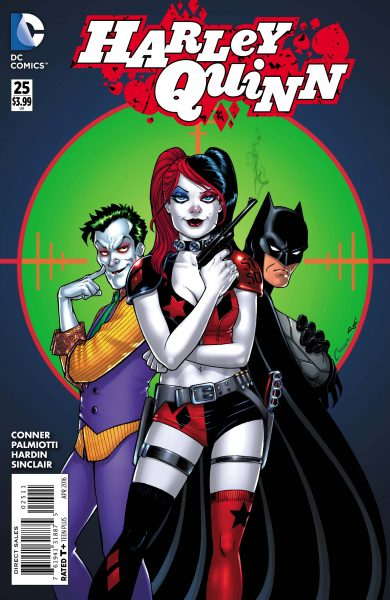 harley quinn - Top 10 Female Super Villains