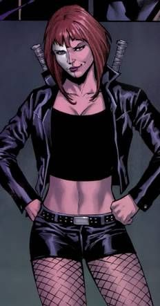 typhoid mary - Top 10 Female Super Villains
