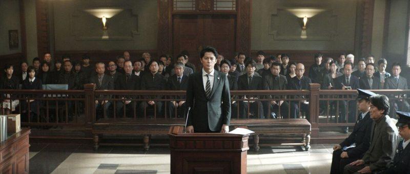 """Masahuru Fukuyama in """"The Third Murder."""""""
